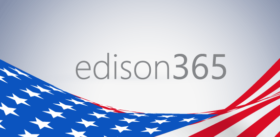 <b>Press Release:</b> edison<b>365</b> expands opening first office in USA