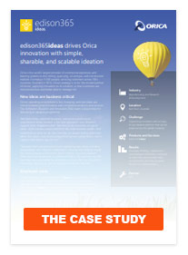 End to end innovation case study