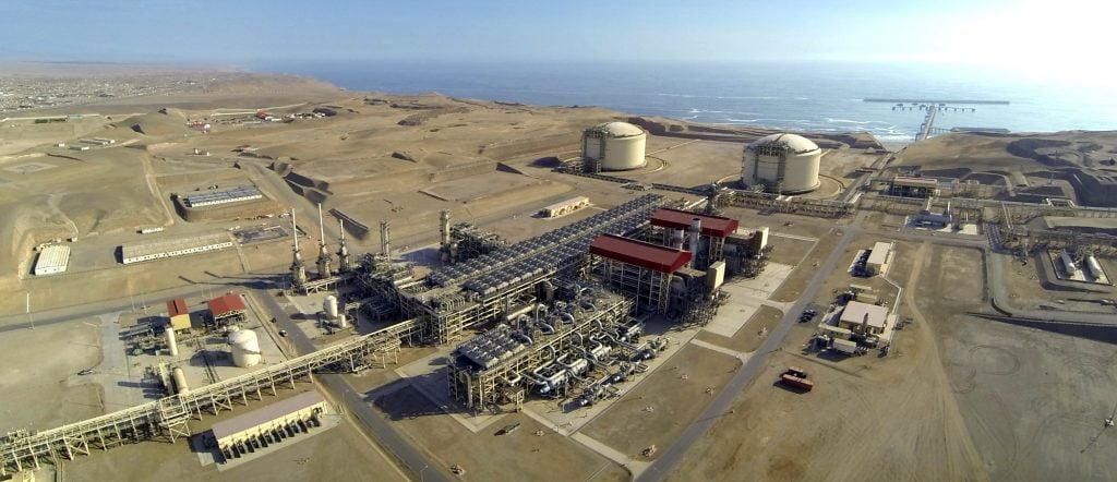 Image of PERU LNG Site